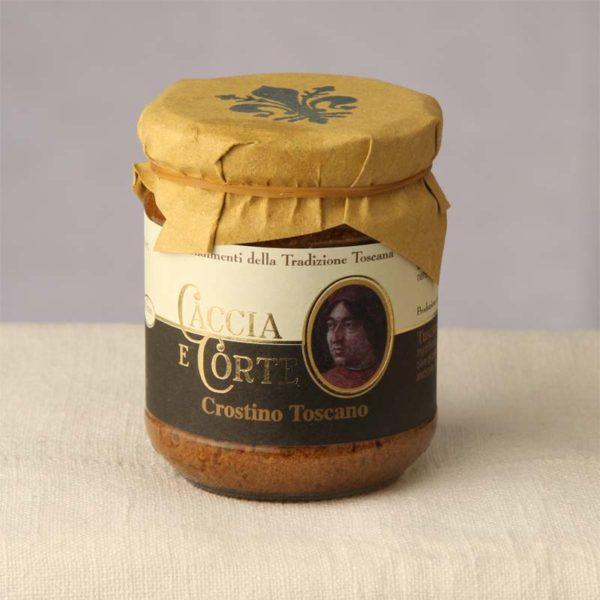 Vendita Online Crostino Toscano - Sughi Buoni, Prodotti Tipici Toscani