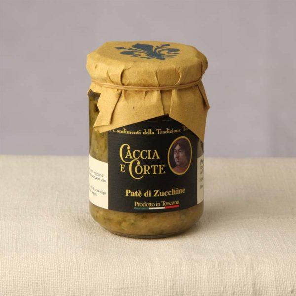 Vendita Online Patè di Zucchine - Sughi Buoni, Prodotti Tipici Toscani