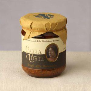 Vendita Online Ragù alla Boscaiola - Sughi Buoni specialità Prodotti Toscani