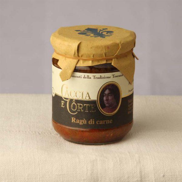 Vendita Online Ragù di Cervo - Sughi Buoni specialità Prodotti Toscani