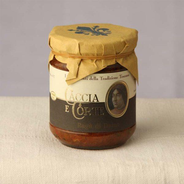 Vendita Online Ragù di Daino - Sughi Buoni specialità Prodotti Toscani