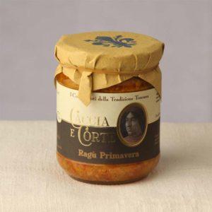 Vendita Online Ragù Primavera - Sughi Buoni specialità Prodotti Toscani