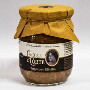 Vendita Online Zuppa per Ribollita - Sughi Buoni, Prodotti Tipici Toscani
